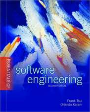 Essentials of Software Engineering, Second Edition