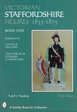 Victorian Staffordshire Figures 1835-1875, Book One