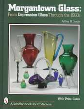 Morgantown Glass:  From Depression Glass Through the 1960s
