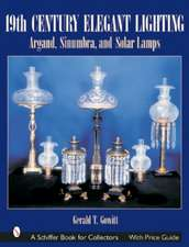 19th Century Elegant Lighting: Argand, Sinumbra, and Solar Lamps