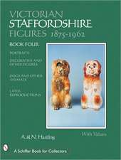Victorian Staffordshire Figures 1875-1962