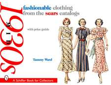 Fashionable Clothing from the Sears Catalogs: Mid 1930s