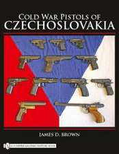 Cold War Pistols of Czechoslovakia