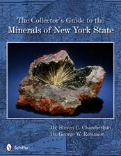 The Collector's Guide to the Minerals of New York State