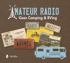 Amateur Radio Goes Camping & RVing