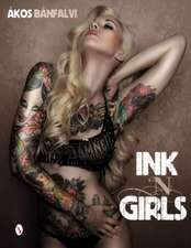 Ink 'n Girls:  Exquisite Designs with Wax & Dye