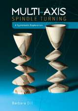 Multi-Axis Spindle Turning