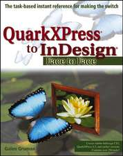 QuarkXPress to InDesign: Face to Face