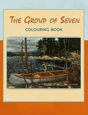 The Group of Seven Coloring Book:  Reddish Egret