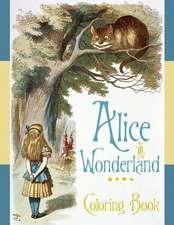 Alice in Wonderland Coloring Book:  Volume II