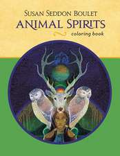 Animal Spirits Coloring Book:  Volume II