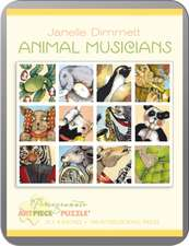Animal Musicians 100 Pc Jigsaw
