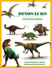 Dinosaurs Sticker Book