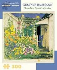Gustave Baumann Grandma Battins Garden 300-Piece Jigsaw