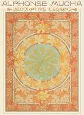 Alphonse Mucha Decorative Designs Boxed Notecard Assortment