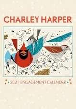 Charley Harper 2021 Engagement Calendar