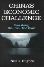 China's Economic Challenge:  Smashing the Iron Rice Bowl