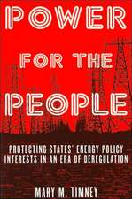 Power for the People:  Protecting States' Energy Policy Interests in an Era of De