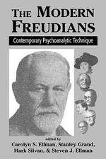 The Modern Freudians