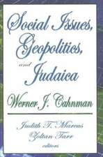 Social Issues, Geopolitics, and Judaica