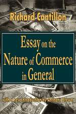 Essay on the Nature of Commerce in General