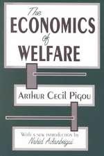 Economics of Welfare