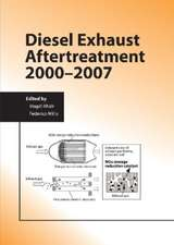 Diesel Exhaust Aftertreatment