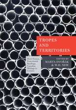 Tropes and Territories: Short Fiction, Postcolonial Readings, Canadian Writings in Context