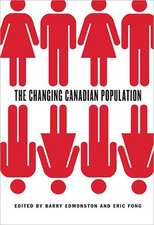 The Changing Canadian Population