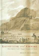 Longitude and Empire:  How Captain Cook's Voyage Changed the World