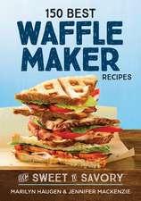 150 Best Waffle Recipes