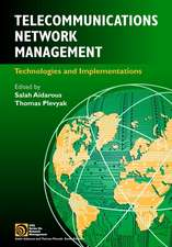 Telecommunications Network Management: Technologies and Implementations