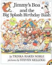 Jimmy's Boa and the Big Splash Birthdaybash