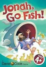 Jonah Go Fish Jumbo CG - Rpk