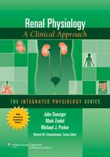 Renal Physiology: A Clinical Approach