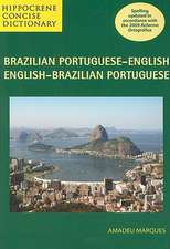 Brazilian Portuguese-English/English-Brazilian Portuguese Concise Dictionary:  Tajik-English/English-Tajik