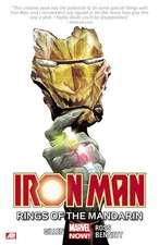 Iron Man Volume 5: Rings Of The Mandarin (marvel Now)