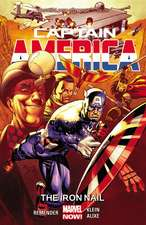 Captain America Volume 4: The Iron Nail (Marvel Now)