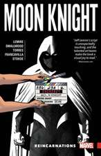 Moon Knight Vol. 2: Reincarnations