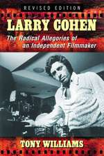 Larry Cohen:  The Radical Allegories of an Independent Filmmaker