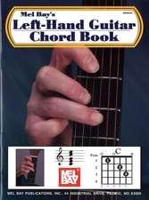 Left-Hand Guitar Chord Book