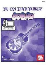 TEACH YOURSELF DOBRO GUITAR ONLINE AUDIO