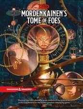 D&d Mordenkainen's Tome of Foes