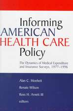 Informing American Health Care Policy: The Dynamics of Medical Expenditure and Insurance Surveys, 1977–1996