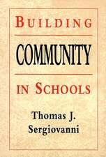 Building Community in Schools