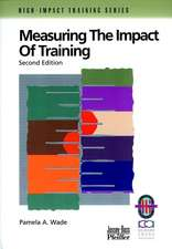 Measuring the Impact of Training: A Practical Guide to Calculating Measurable Results