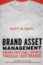 Brand Asset Management: Driving Profitable Growth Through Your Brands