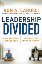 Leadership Divided: What Emerging Leaders Need and What You Might Be Missing