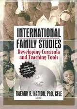 Hamon, R: International Family Studies
