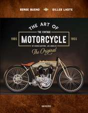 Art of the Vintage Motorcycle